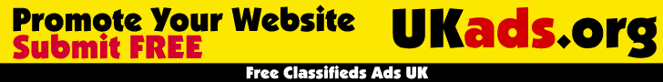 Free classifieds in UK